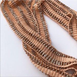 NWT ✨ Anthropologie beaded wrap belt